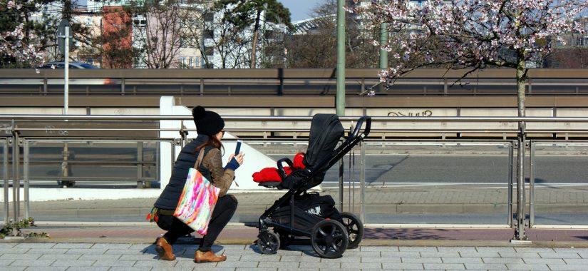 Køb den bedste klapvogn til dine børn med hjælp fra internettet