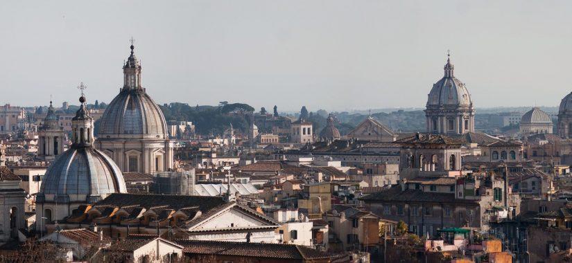 Køb flybilletter til Rom