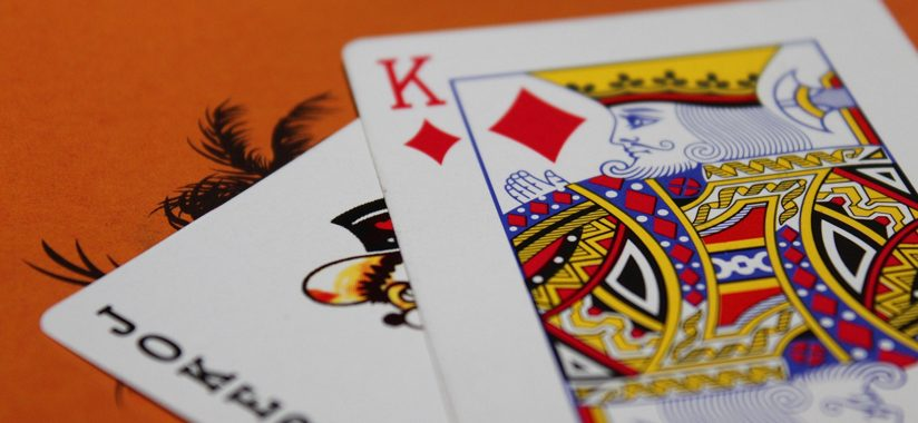 Bordspillet blackjack kan give en hyggelig aften