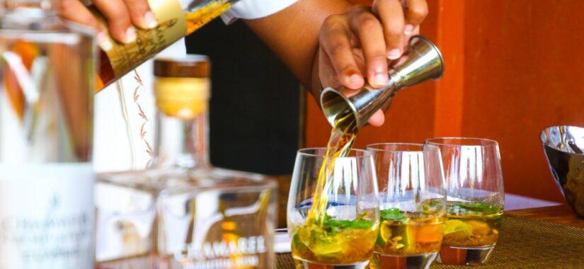 Bliv undervist af en professionel bartender