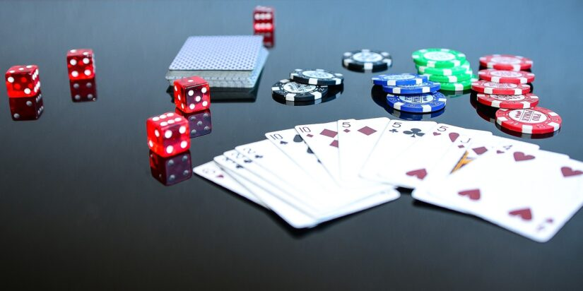 Penge og casino