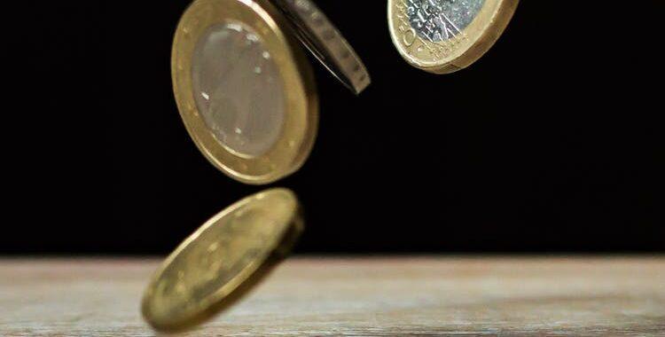 Flyvende penge